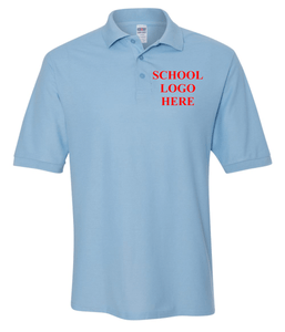 Reed 65/35 Light Blue School Uniform