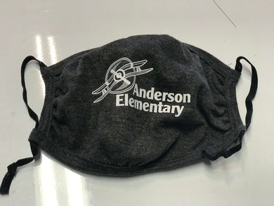Anderson LOGO COTTEN 3 PLY - YOUTH MASK
