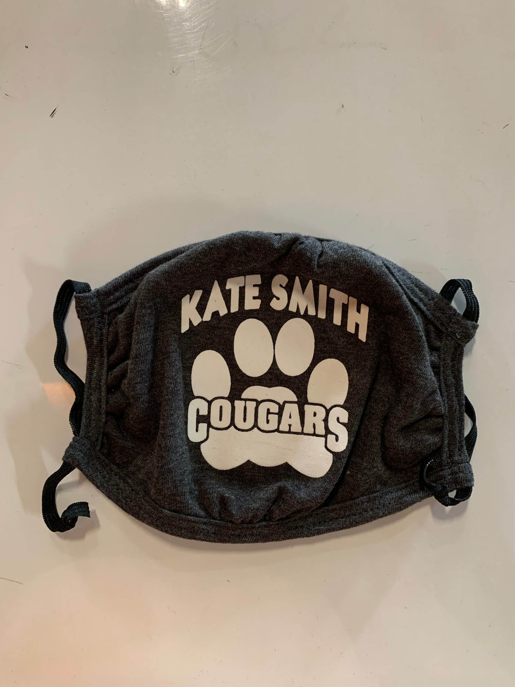 KATE SMITH LOGO COTTEN 3 PLY - YOUTH MASK