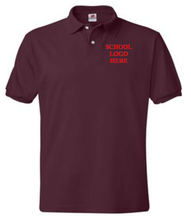 Load image into Gallery viewer, Cold Springs School Uniform - Maroon Polo