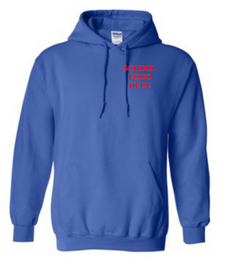Lemmon Valley School Uniform Sweatshirts Royal