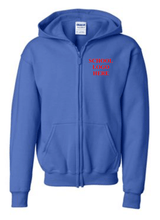 Load image into Gallery viewer, Lemmon Valley School Uniform Sweatshirts Royal