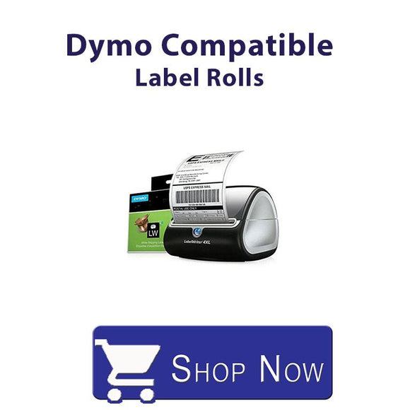 Dymo Compatible Label Rolls.