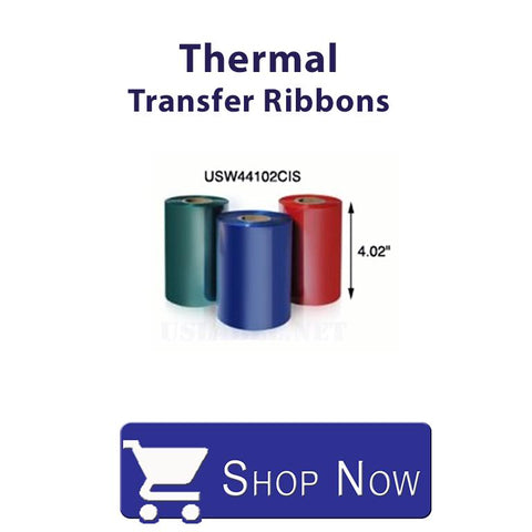 OEM Thermal Transfer Ribbons