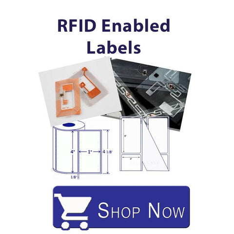RFID Enabled Labels