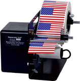 Dispensa-Matic U-45 Standard or High Speed Automatic Label Dispenser - uslabel.net  America's label store.