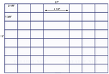 US7700 - 2 1/8'' x 1 3/8'' - 64 up label on a 11'' x 17'' laser sheet