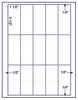 "US3360 - 1 1/2'' x 3 1/2'' - 15 up  on a 8 1/2"" x 11"" label sheet"