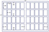 "US6419 - 2 3/8"" x 1 1/2"" - 40 up label on a 11'' x 17'' sheet 40,000 labels. - uslabel.net - The Label Resource Center"