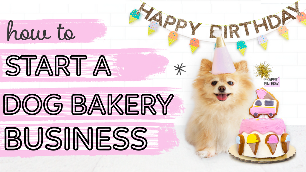 How to start a dog bakery business