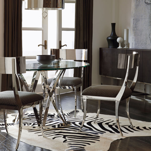 Argent. SHOP THE LOOK   DINING   Cadieux Interiors   Ottawa Furniture Store