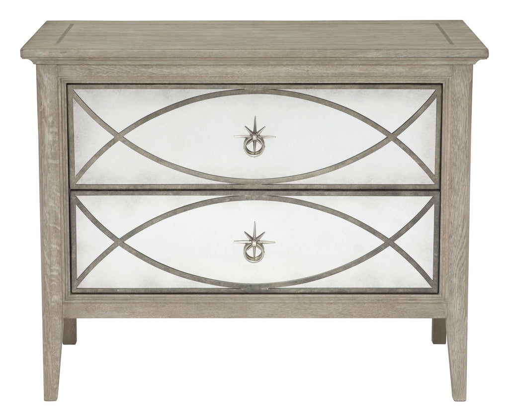 nightstands and bedside tables  cadieux interiors  ottawa  - marquesa nightstand