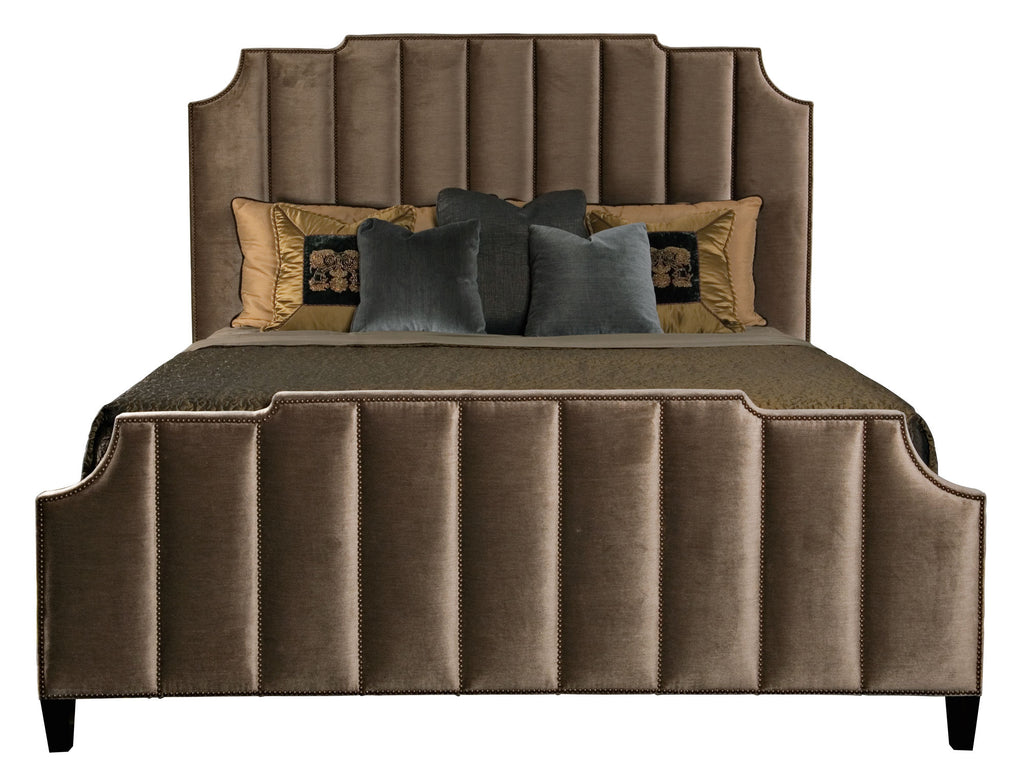 Bayonne upholstered bed cadieux interiors ottawa for V furniture outlet palmdale