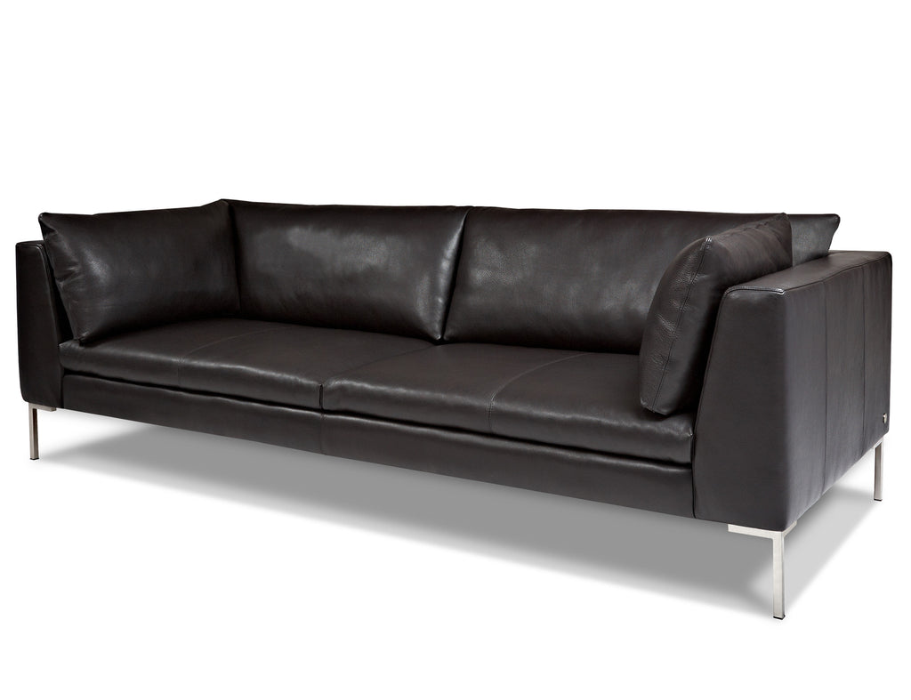 Inspiration Sofa Available In Fabric Or Leather Cadieux Interiors