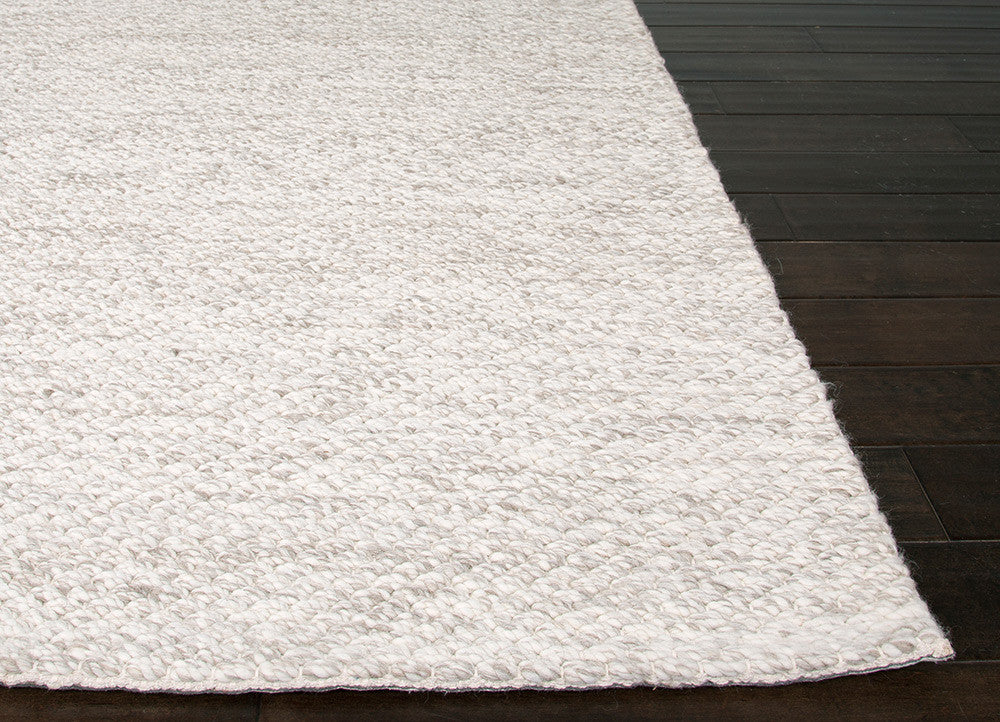 Karlstadt Rug In White And Taupe Cadieux Interiors