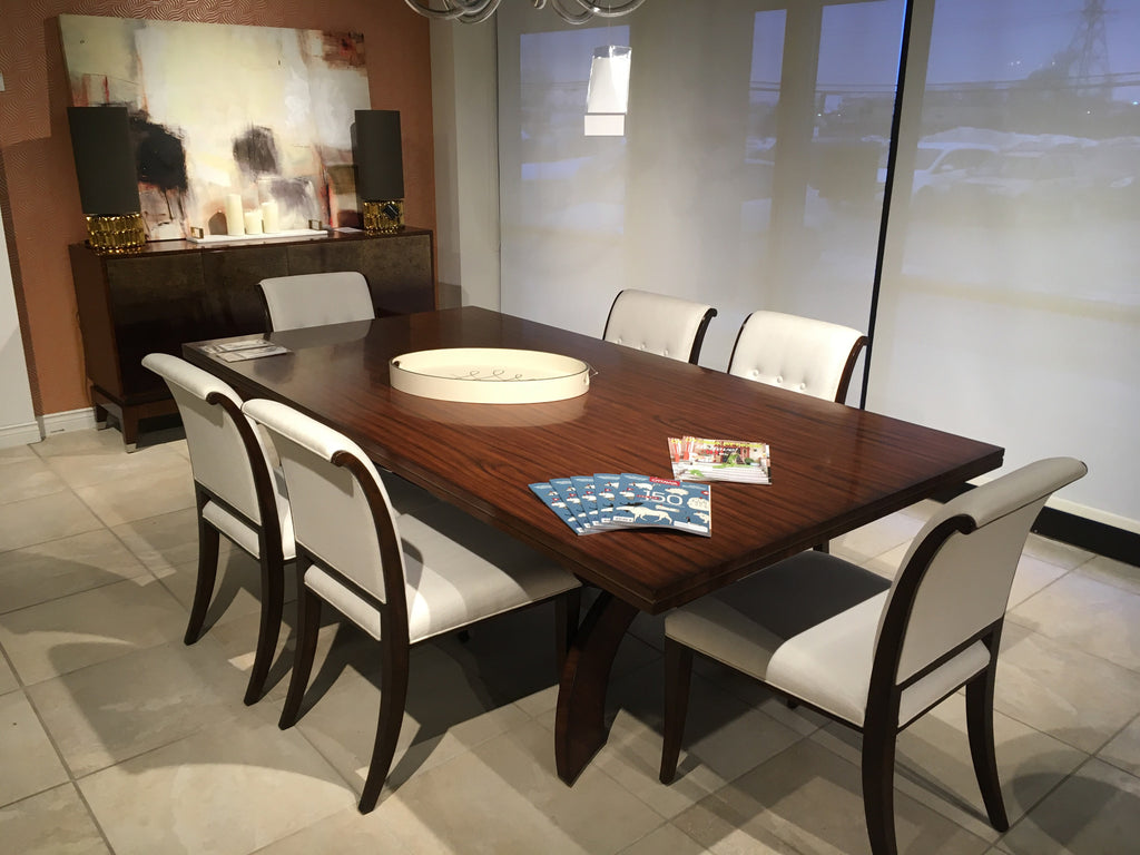 Dining tables to create new memories from cadieux for Table 85 ottawa