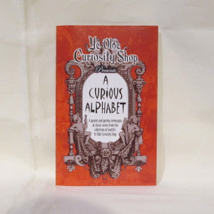 a curious alphabet book