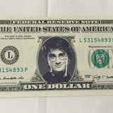 Celebrity dollar-Harry Potter