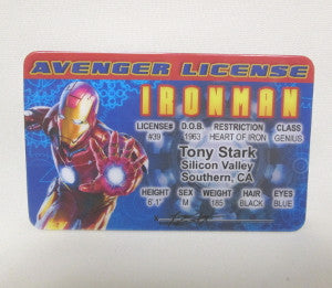 Celebrity ID-Ironman