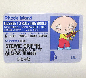 Celebrity ID-Stewie Griffin