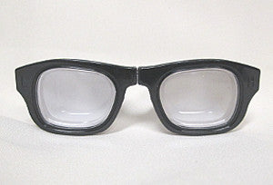 retro glasses contact case