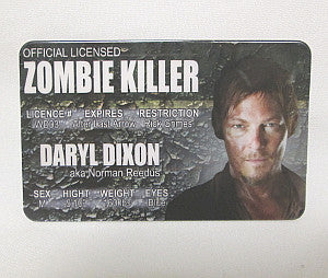 daryl dixon id collectible