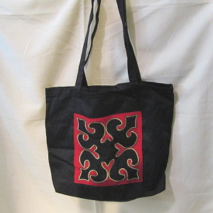 Tote bag-Hill Tribe