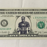 Celebrity dollar-Captain America