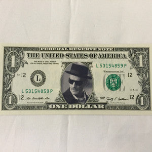 break bad heisenburg dollar