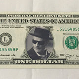 Celebrity dollar-Heisenburg
