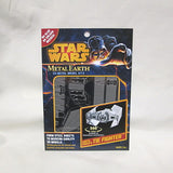Star Wars 3d Tie Fighter metal puzzle kit