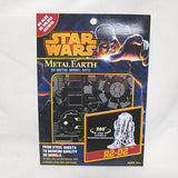 Star Wars 3D R2-D2 metal puzzle kit