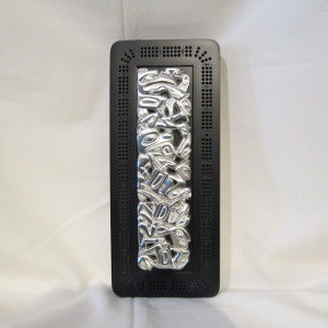 totemic cribbage board pewter