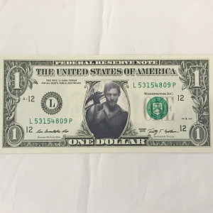 daryl dixon collectible dollar