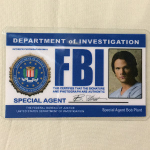 sam winchester id collectible