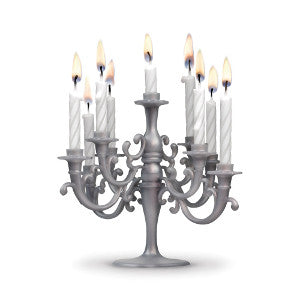 Cake candleabra