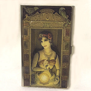 Card case-Fortune teller