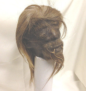 Shrunken Head-goatskin (large)