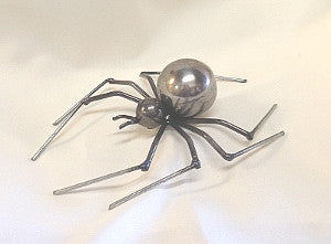 spider recycled metal
