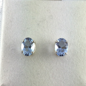 Mt St Helens twilight earrings