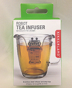 Tea Infuser-Robot