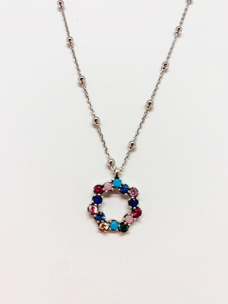 Collar donut MULTICOLOR