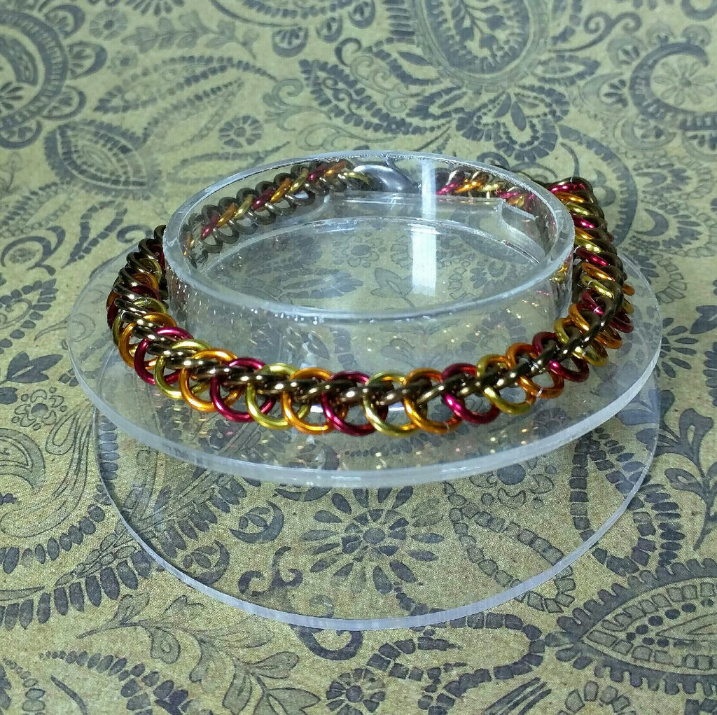 Half Persian Autumn Bracelet