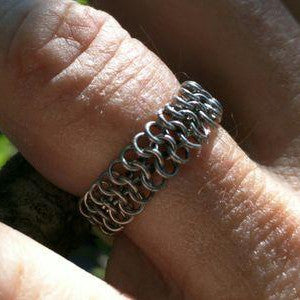 European Finger Ring
