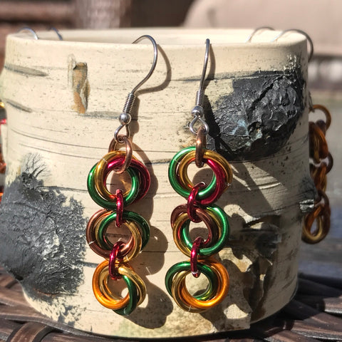 Early Autumn Earrings