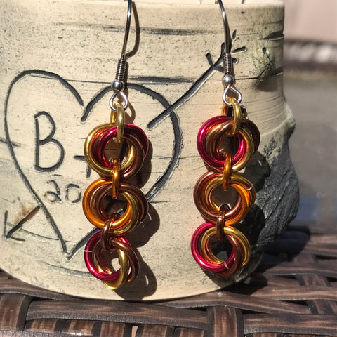 Mid-Autumn Earrings