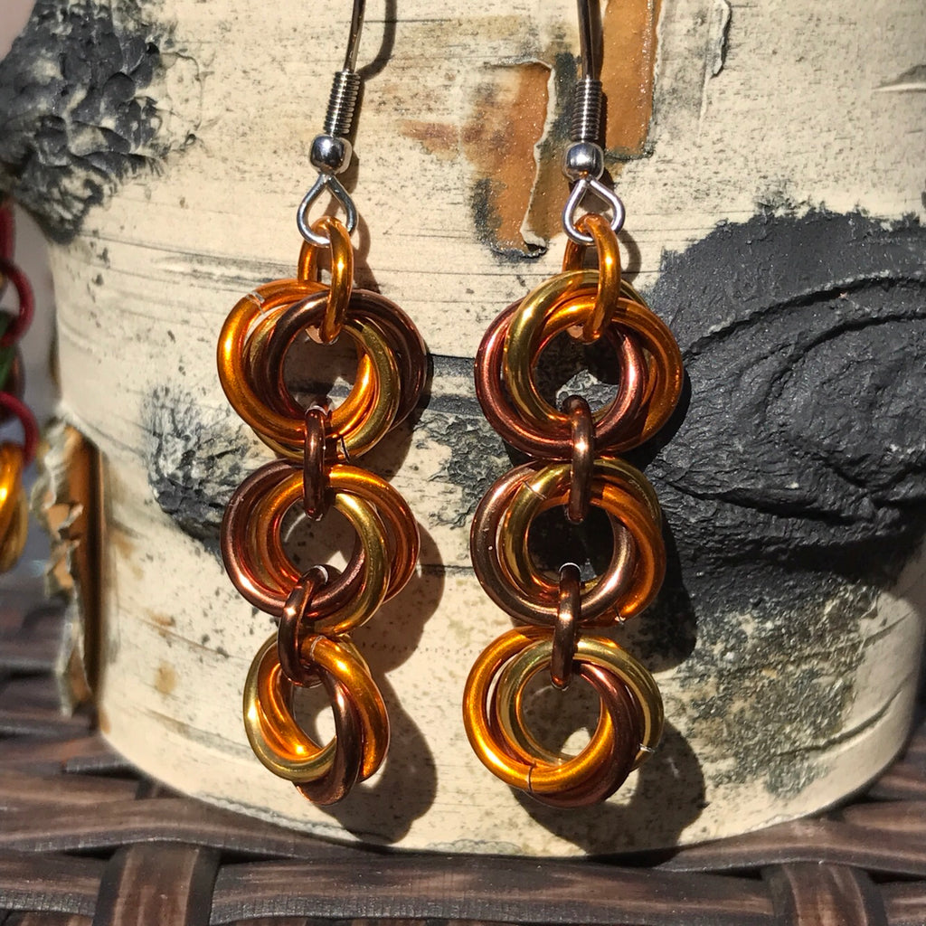 Late Autumn Earrings