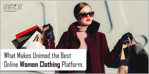 Buy best women wear at unimod