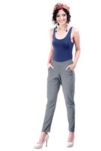 Load image into Gallery viewer, Knit Pants (Grey)