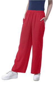 Palazzos (Poppy Red)
